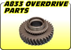 A833 Overdrive Parts