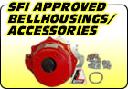 SFI Approved Bellhousings / Accessories