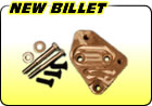 Shifter Mounting Plate - New Billet