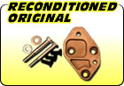 Shifter Mounting Plate - Reconditioned Original