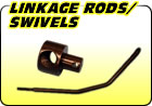 Linkage Rods / Swivels