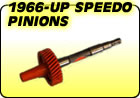 1966-Up Used Speedometer Pinions