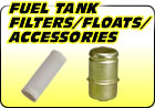 Fuel Tank Filters / Floats / Accessories