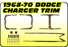 1968-70 Dodge Charger Trim