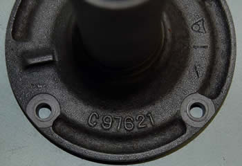 Bearing Retainer Casting Number