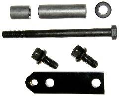 ALT746B ALTERNATOR BRACKET BOLT/SPACER KIT 1969-74 B & E-BODY 383 400 WITH AIR CONDITIONING
