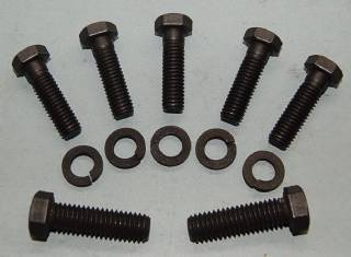 BP-BHSB BELLHOUSING TO ENGINE BLOCK BOLT PACKAGE SMALL BLOCK