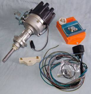 Brewer's Performance Mopar A833 4speed Transmission And Ponent. Mre3690426 Small Block 318 340 360 Electronic Ignition Conversion Package. Wiring. 318 Mopar Electronic Ignition Wiring Diagram At Scoala.co