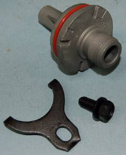 SPA66K SPEEDOMETER PINION ADAPTER/CLAMP PACKAGE 1966 & UP WITH 26-45 TOOTH PINION